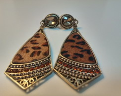 Brinco Animal Print Mod. 7217