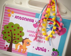 Maletinha Little Pony