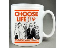 CANECA - TRAINSPOTTING