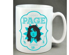 CANECA - JIMMY PAGE