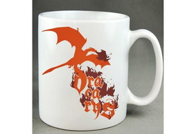 CANECA-GAME OF THRONES - DRACARYS
