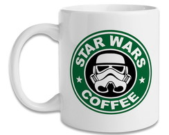 Caneca Star Wars Coffee - Mod. 1
