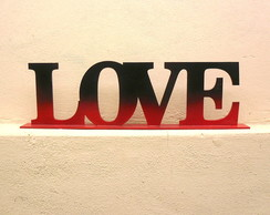 Letras decoradas LOVE