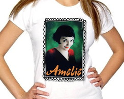 Camiseta - Cinema e Arte