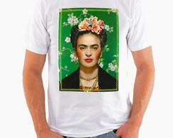 Camiseta - Cinema e Arte - Frida