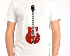 Camiseta Rock - Guitarra