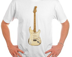 Camiseta Rock - Guitarra - Deep Purple
