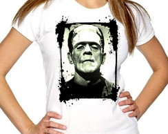 Camiseta - Cinema e Arte - Frankenstein