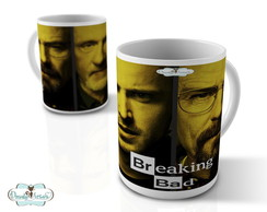 Caneca Breaking Bad - Mod. 1