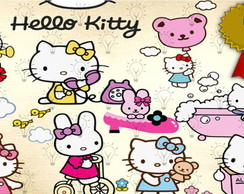 Festa digital Hello Kitty