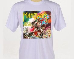 Camiseta Rock - Manowar