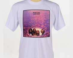 Camiseta Rock - Focus