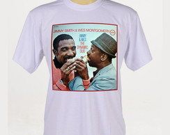 Camiseta Rock - Jazz - Wes Montgomery