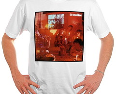 Camiseta Rock - Traffic