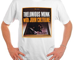 Camiseta Rock - Jazz - Thelonious Monk