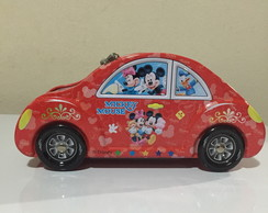 Cofre Carro da Turma do Mickey