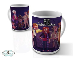 Caneca Doctor Who Disney