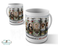 Caneca Orange Is The New Black - Mod. 4