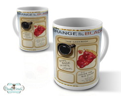 Caneca Orange Is The New Black - Mod. 5