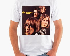 Camiseta Rock - The Stooges