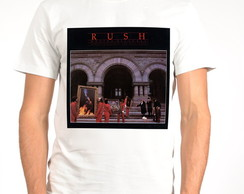Camiseta Rock - Rush