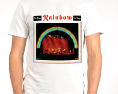 Camiseta Rock - Rainbow