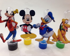 Tubete Personagens Mickey