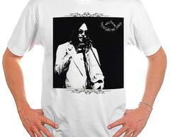 Camiseta Rock - Neil Young