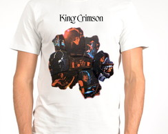 Camiseta Rock - King Crimson