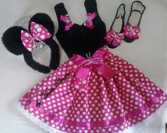 Fantasia Minnie Pink