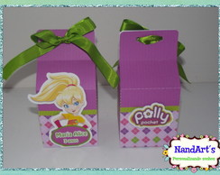Caixa de leite 3D - Polly Pocket
