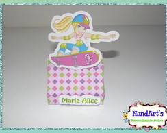 Caixa de Bis duplo - Polly Pocket