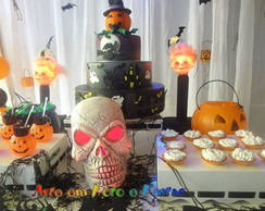 Decoraão Halloween