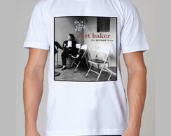 Camiseta Rock - Jazz - Chet Baker