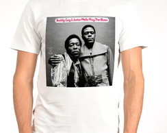 Camiseta Rock - Buddy Guy & Junior Wells