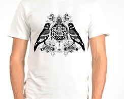 Camiseta Rock - Black Crowes