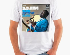 Camiseta Rock - BB King