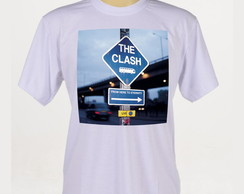 Camiseta Rock - The Clash