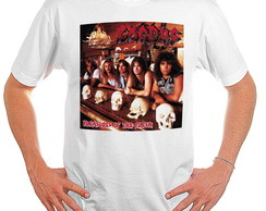 Camiseta Rock - Exodus