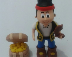 Jake e os piratas - Biscuit