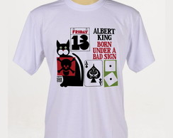 Camiseta Rock - Albert King