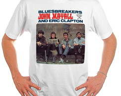 Camiseta Rock - John Mayall - Blues