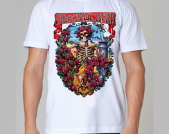 Camiseta Rock - Grateful Dead