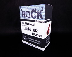 Kit Ressaca Box Rock + Brinde