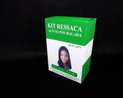 Kit Ressaca Box + brinde Ref F004