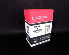 Kit Ressaca Box + brindes Ref B003
