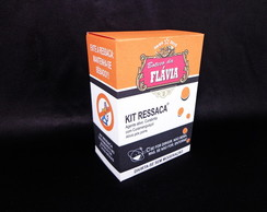 Kit Ressaca Box + Brinde Ref B004