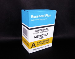 Kit Ressaca Box + Brinde Ref F010