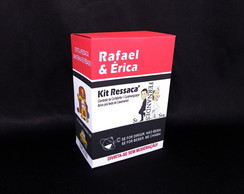 Kit Ressaca Box + Brinde Ref B008