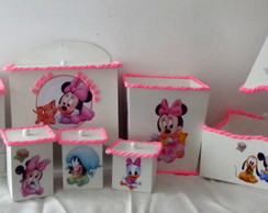 Kit Higiene disney baby